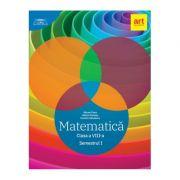 Matematica pentru clasa a 8-a. Semestrul 1 (Colectia clubul matematicienilor) - Mircea Fianu imagine librariadelfin.ro