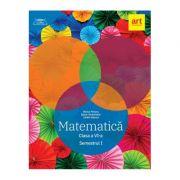 Matematica pentru clasa a 6-a. Semestrul 1 (Colectia clubul matematicienilor) - Marius Perianu imagine librariadelfin.ro