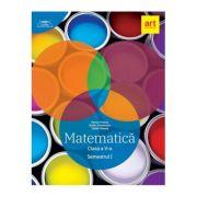 Matematica pentru clasa a 5-a. Semestrul 1 (Colectia clubul matematicienilor) - Marius Perianu imagine librariadelfin.ro