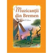 Muzicantii din Bremen - adaptare dupa fratii Grimm imagine librariadelfin.ro