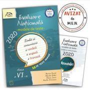 Modele de teste - Evaluare Nationala 2020 - Limba si comunicare - Clasa a VI-a
