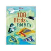 100 Birds to Fold and Fly - Emily Bone