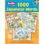 1000 Japanese Words (1000 Words)