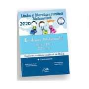 Evaluarea nationala 2020, clasa a IV-a, limba si literatura romana, matematica imagine librariadelfin.ro