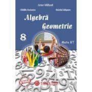 Auxiliar de algebra si geometrie pentru clasa VIII - Artur Balauca, Catalin Budeanu, Gabriel Marsanu imagine librariadelfin.ro