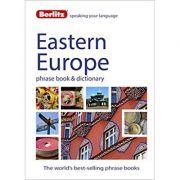 Berlitz Language: Eastern Europe Phrase Book & Dictionary: Albanian, Bulgarian, Croatian, Czech, Estonian, Hungarian, Latvian, Lithuanian, Polish,