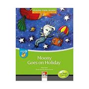 Moony Goes on Holiday. Level D - Dilys Ross imagine librariadelfin.ro
