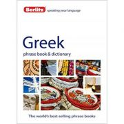 Berlitz Greek Phrase Book & Dictionary