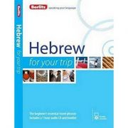 Berlitz Hebrew For Your Trip