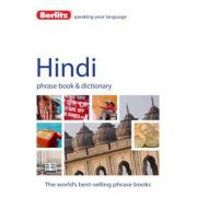 Berlitz Hindi Phrase Book & Dictionary