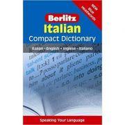 Berlitz Italian Compact Dictionary: Italian-English/Inglese-Italiano (Berlitz Compact Dictionary)