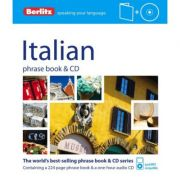 Berlitz Italian Phrase Book and CD