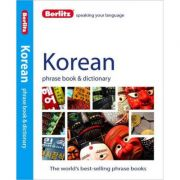 Berlitz Korean Phrase Book and Dictionary