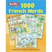 Berlitz Language: 1000 French Words (Berlitz 1000 Words)