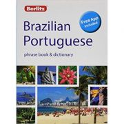 Berlitz Phrase Book & Dictionary Brazillian Portuguese(Bilingual dictionary) (Berlitz Phrasebooks)
