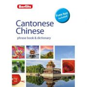 Berlitz Phrase Book & Dictionary Cantonese Chinese(Bilingual dictionary)