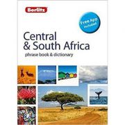Berlitz Phrase Book & Dictionary Central & South Africa (Bilingual dictionary) (Berlitz Phrasebooks)