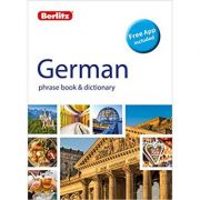 Berlitz Phrase Book & Dictionary German (Bilingual dictionary) (Berlitz Phrasebooks)