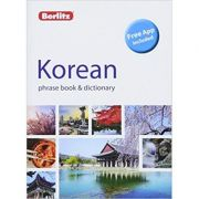 Berlitz Phrase Book & Dictionary Korean (Bilingual dictionary) (Berlitz Phrasebooks)