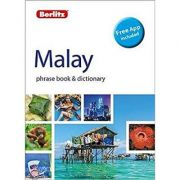 Berlitz Phrase Book & Dictionary Malay(Bilingual dictionary) (Berlitz Phrasebooks)