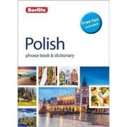 Berlitz Phrase Book & Dictionary Polish (Bilingual dictionary) (Berlitz Phrasebooks)