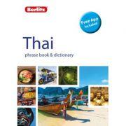 Berlitz Phrase Book & Dictionary Thai(Bilingual dictionary)