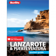 Berlitz Pocket Guide Lanzarote & Fuerteventura (Travel Guide eBook)