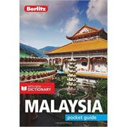 Berlitz Pocket Guide Malaysia (Travel Guide with Dictionary)