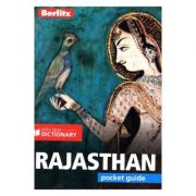 Berlitz Pocket Guide Rajasthan (Travel Guide with Dictionary)