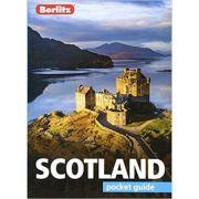Berlitz Pocket Guide Scotland (Travel Guide with Dictionary)