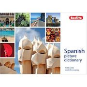Berlitz Spanish Picture Dictionary (Berlitz Picture Dictionaries)