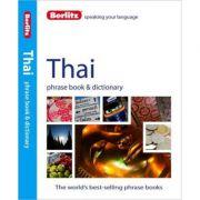 Berlitz Thai Phrase Book and Dictionary