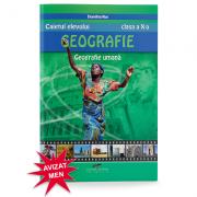 Geografie umana. Caietul elevului pentru clasa a X-a - Dumitru Rus imagine librariadelfin.ro