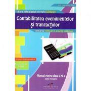 Contabilitatea evenimentelor si tranzactiilor - Alexandrina Ana Matei imagine librariadelfin.ro