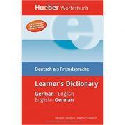 DaF-Wörterbuch Deutsch-Englisch/Englisch-Deutsch