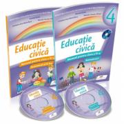 Educatie civica. Manual pentru clasa a-IV-a, semestrele I+II. Contine CD - Daniela Barbu, Cristiana Ana-Maria Boca imagine librariadelfin.ro