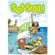 Imagine Engleza - Manual Set Sail 4 - Curs Limba Engleza - Virginia Evans