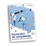Generator de competente - Elemente de constructie a comunicarii - Limba si literatura romana imagine librariadelfin.ro