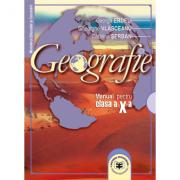 Geografie. Manual pentru clasa a X-a - George Erdeli, Gheorghe Vlasceanu, Catalina Serban imagine librariadelfin.ro