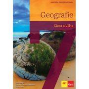 Geografie. Manual pentru clasa a VII-a - Silviu Negut, Carmen Camelia Radulescu, Ionut Popa imagine librariadelfin.ro