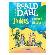 James si piersica uriasa (format mare) - Roald Dahl