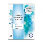 Limba si literatura romana - clasa a IX-a - Adrian Nicolae Romonti imagine librariadelfin.ro