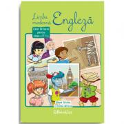 Limba moderna engleza - Caiet de lucru pentru clasa a III-a imagine librariadelfin.ro