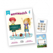 "Matematica, clasa a IV-a + carte cadou ""Invatam altfel"" + caiet matematica oferit gratuit imagine librariadelfin.ro"