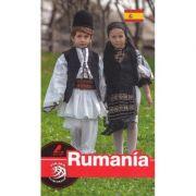 Ghid turistic Romania, spaniola - Mariana Pascaru