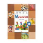 Matematica. Manual Pentru Clasa A Iii-a, Semestrul Ii - Doina Cindea