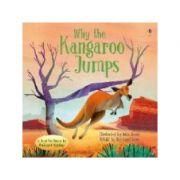 Why the Kangaroo Jumps - Rob Lloyd Jones