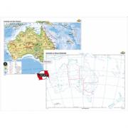 Australia si Noua Zelanda – Duo (CR-3118DA-160x120 cm)