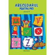 Abecedarul pentru pici, volumul al II-lea - Dora Laura Viziteu imagine librariadelfin.ro