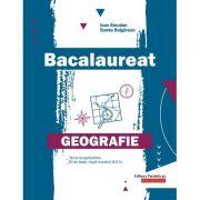 Bacalaureat Geografie 2020 - Ioan Abrudan, Sanda Bulgarean imagine librariadelfin.ro
